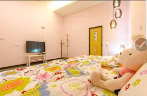 Sweet Home, Privatzimmer  Dongshan - big - 13