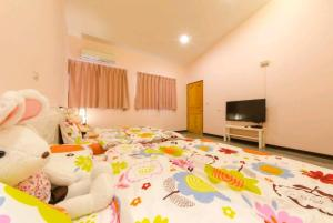 Sweet Home, Privatzimmer  Dongshan - big - 14