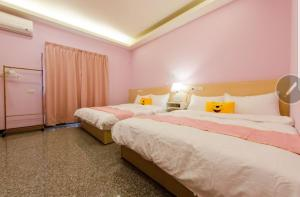 Sweet Home, Privatzimmer  Dongshan - big - 16