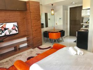 Studio type with free wifi, Apartments  Manila - big - 3