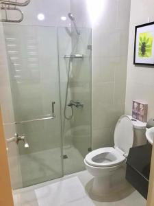 Studio type with free wifi, Apartments  Manila - big - 4