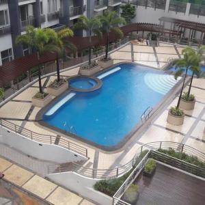 Studio type with free wifi, Apartments  Manila - big - 6