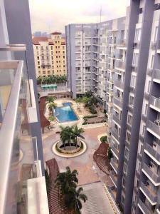 Studio type with free wifi, Apartments  Manila - big - 19