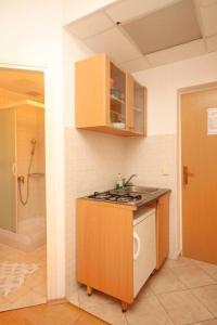 Studio Mlini 8579c, Appartamenti  Mlini - big - 2