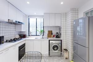 Wonderoom Apartments (Tianzifang), Appartamenti  Shanghai - big - 24