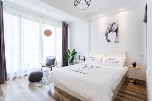 Wonderoom Apartments (Tianzifang), Appartamenti  Shanghai - big - 16