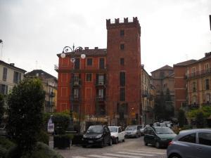 centralissimo Bilocale con vista sfilata Palio, Dovolenkové domy  Asti - big - 27
