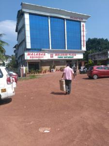 Malabar Plaza Residency, Отели  Kakkanad - big - 16