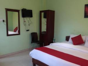 Malabar Plaza Residency, Отели  Kakkanad - big - 5