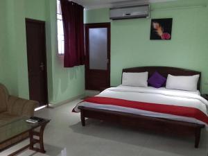Malabar Plaza Residency, Отели  Kakkanad - big - 7