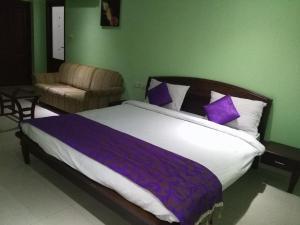 Malabar Plaza Residency, Отели  Kakkanad - big - 9