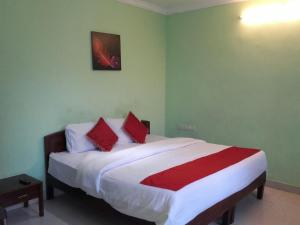 Malabar Plaza Residency, Отели  Kakkanad - big - 11