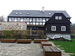 Ekocentrum Oldřichov v Hájích o.p.s., Affittacamere  Oldřichov v Hájích - big - 1