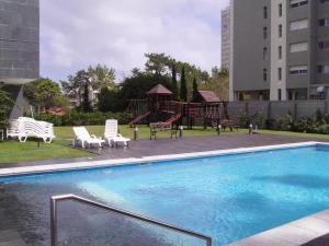 Apto en Jardines del Country Punta del Este, Apartmanok  Punta del Este - big - 5