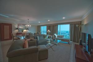 Apartmá Prince s výhledem na zátoku