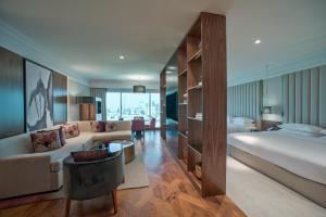 Rodinný pokoj typu Grand Deluxe (4 dospělí)