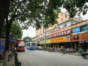 Price Motel Shanghai Jiuting Street