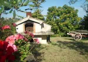 Fattoria Del Quondam, Farm stays  Giano dell'Umbria - big - 2