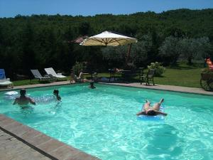 Fattoria Del Quondam, Farm stays  Giano dell'Umbria - big - 3