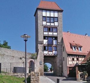 Jakobsturm Ferien im Turm