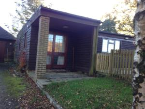 Dallington Lodge, Шале  Dallington - big - 16