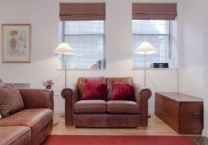 Causewayside Apartment - The Edinburgh Address, Appartamenti  Edimburgo - big - 12