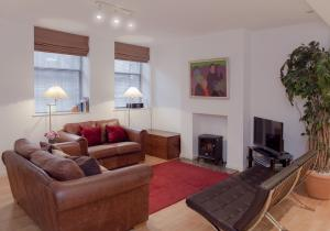 Causewayside Apartment - The Edinburgh Address, Appartamenti  Edimburgo - big - 49