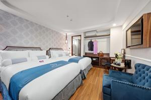 Halina Hotel and Apartment, Hotels  Da Nang - big - 28