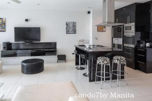 Condo 7 by Manita, Apartmány  Pattaya South - big - 12