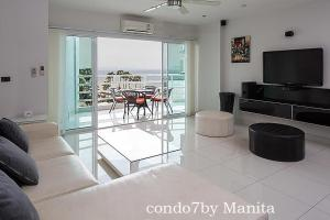 Condo 7 by Manita, Apartmány  Pattaya South - big - 11