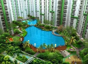 Apartment Green Lake View Celeb Rity Room-by Bahri