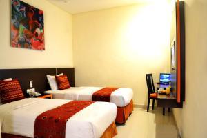 Hotel Alpha Makassar, Hotely  Makassar - big - 52
