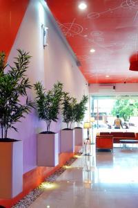 Hotel Alpha Makassar, Hotely  Makassar - big - 55