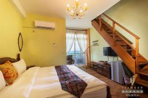Hai Yue Homestay, Bed & Breakfast  Yanliau - big - 22