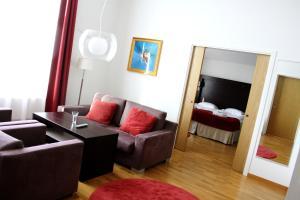 Hotel Skansen, Hotels  Färjestaden - big - 30