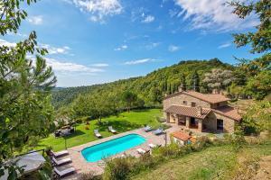 Villa localita Gello di Antria