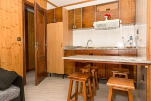 Apartamentos PARK, Apartments  Porto do Son - big - 3