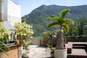 Penthouse in São Conrado, Affittacamere  Rio de Janeiro - big - 24