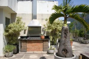 Penthouse in São Conrado, Affittacamere  Rio de Janeiro - big - 27