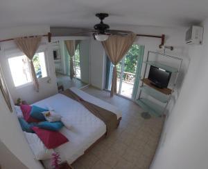 La Casa Del Abuelo 301, Ferienwohnungen  Playa del Carmen - big - 65