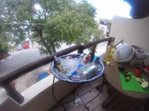 La Casa Del Abuelo 301, Ferienwohnungen  Playa del Carmen - big - 28