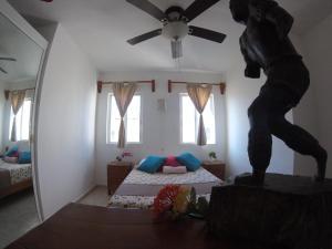 La Casa Del Abuelo 301, Ferienwohnungen  Playa del Carmen - big - 10