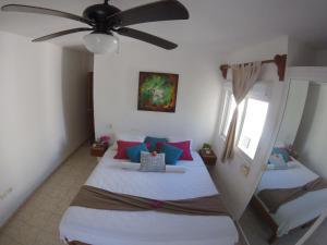 La Casa Del Abuelo 301, Ferienwohnungen  Playa del Carmen - big - 41