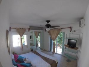 La Casa Del Abuelo 301, Ferienwohnungen  Playa del Carmen - big - 39