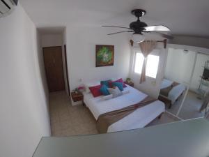 La Casa Del Abuelo 301, Ferienwohnungen  Playa del Carmen - big - 38
