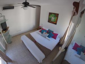 La Casa Del Abuelo 301, Ferienwohnungen  Playa del Carmen - big - 37