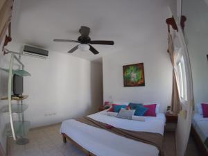 La Casa Del Abuelo 301, Ferienwohnungen  Playa del Carmen - big - 36