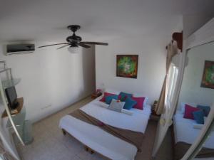 La Casa Del Abuelo 301, Ferienwohnungen  Playa del Carmen - big - 52