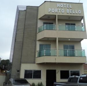 Nearby hotel : Hotel Porto Bello