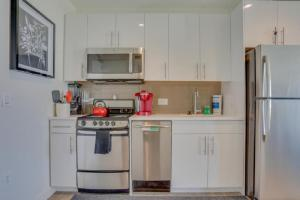 Studio Apartment Harvard, Apartmány  Boston - big - 4